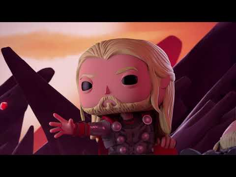 Marvel & Funko Animated Short: Mjolnir Mischief