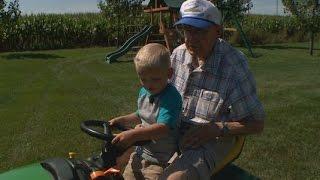 89-year-old vet and preschooler reunite for playdate