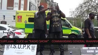 BLAME CHRISTIANITY FOR BRITAINS DEPORTATION OF THE WINDRUSH- #ISUPK ISRAELITES OF LONDON