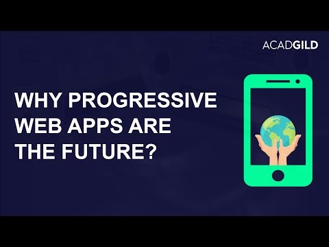 Progressive Web Apps Tutorial | How to Build A Progressive Web App? | Web Apps Development Tutorial