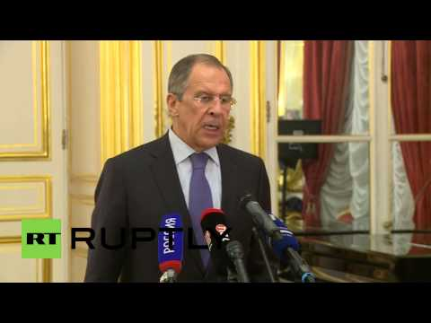 France: Russia and US fail to agree on end to Ukraine crisis