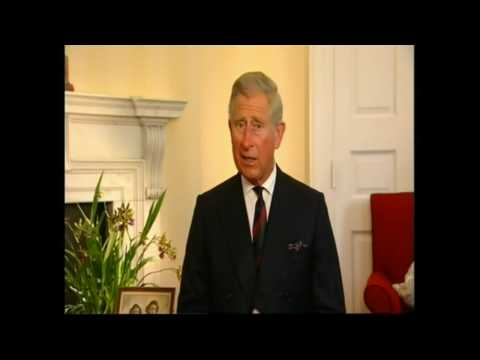 HRH Prince Charles discusses Climate Change and his May Day initiative