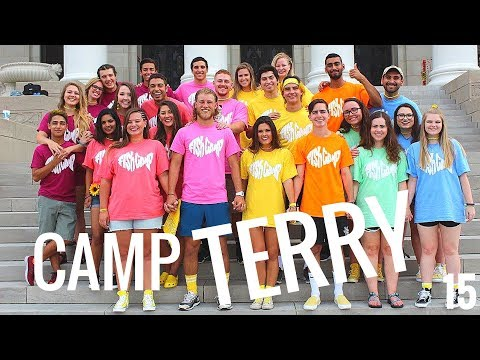 Fish Camp 2017 | Camp Terry