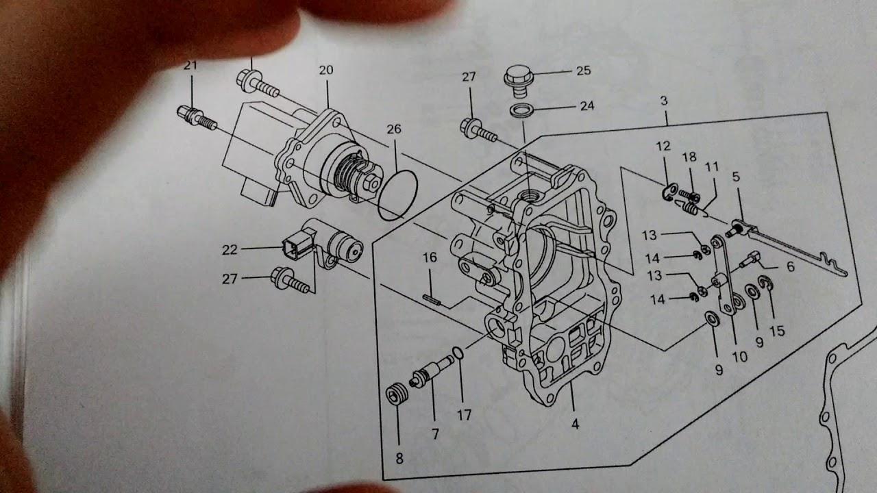 Takeuchi TB 180FR Engine Fix Part 2