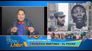 El Pachá revela lo que  sucedió en la parada Dominicana en NY con los Haitianos