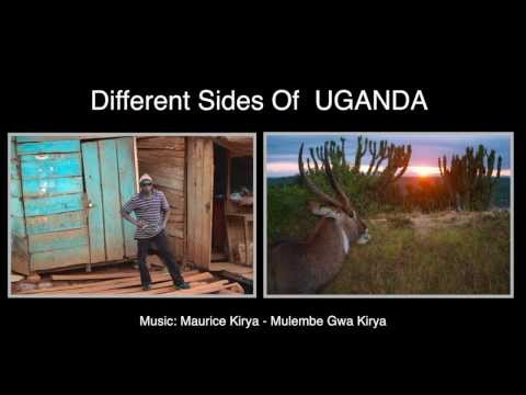 Different sides of Uganda, slideshow with photos by Dick Wåhlin 2013