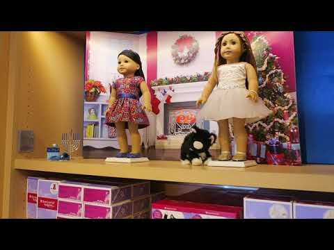 AMERICAN GIRL Nashville Store Shopping Trip! | Shop With Us