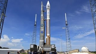 LIVE: Atlas V to launch AFSPC-5 mission for the U.S. Air Force