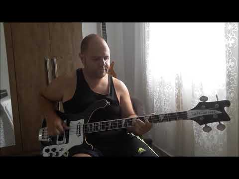 Bass Cover - Rush - Animate (Not Complete)