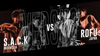 S.A.C.K (ID) vs ROFU (JPN) |Asia Beatbox Championship 2018  Tag Team Elimination MP3
