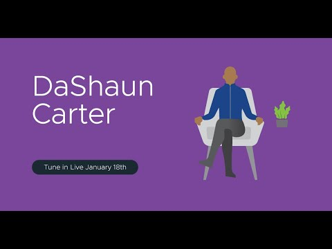 Tanzu.TV - Between Chair and Keyboard - The one with DaShaun Carter