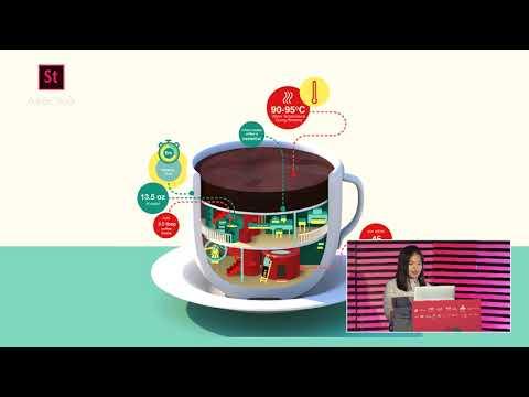 Jing Zhang en Brief Festival I Trayectorias creativas para crear ilustraciones infográficas