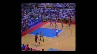 SMB vs Sta. Lucia 1993 Gov.Cup Semi Finals - SAMBOY LIM