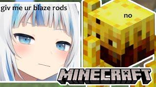 [MINECRAFT] BLAZE RODS