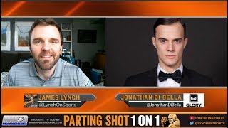 Canadian phenom Jonathan Di Bella talks 3rd straight win for GLORY Kickboxing