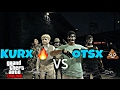 GTA Online   KURx vs OTSx   Crew Battle