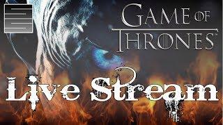 Game Of Thrones Season 8 Predictions - Live Stream!