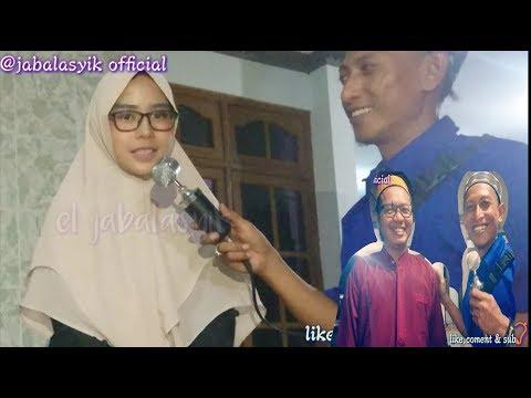 Q&A Wafiq Azizah & Rizal Vertizon Live With Duta_Eljabalasyik In Pasean Pamekasan