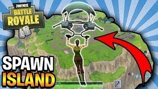 FORTNITE How To Get Back To (SPAWN ISLAND) Glitch Neue Methode!