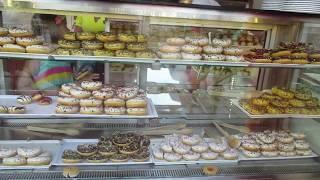 Буфет с грилем и пирожными в отеле GrandPark Lara 5* Анталья Турция июнь 2017