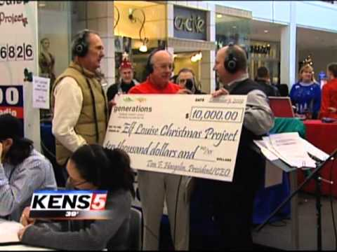Generations Federal Credit Union Supports Elf Louise