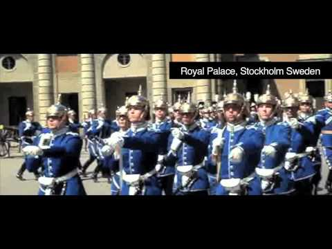 Paul Hodge: World Changing of The Guards - Amazing World in Minutes