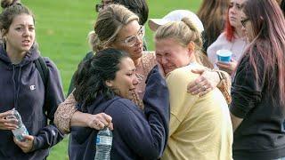 Santa Clarita Shooting: 2 Dead, Gunman in 'Grave Condition' at Saugus High School  | NBC New York