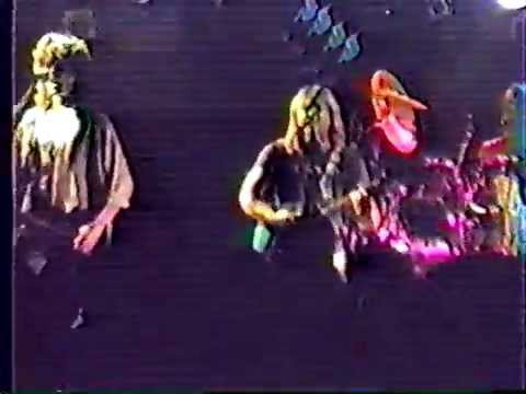 Sin Sexy - Sharkee's 1989 Battle Of The Bands, Tillsonburg, ON