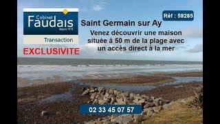 St Germain sur ay 59298