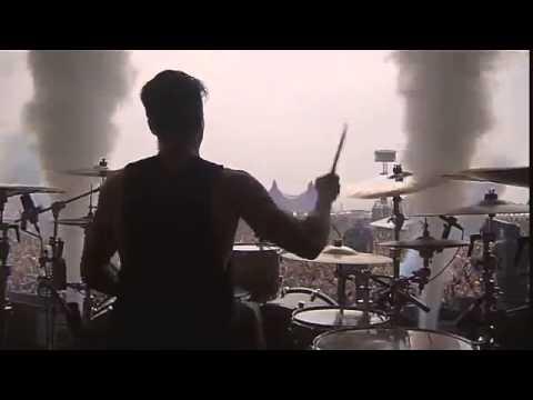 Trivium - June 28th, 2014 - Dessel, Belgium (Graspop Metal Meeting) - In Waves