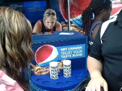 The Pepsi Ultimate Taste Challenge 2012: Social Enough?