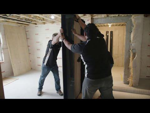 Fort Knox Vault Door Installation Instructions