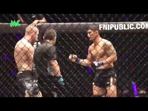 One Championships 2017 Aung La Nsang Full Fight