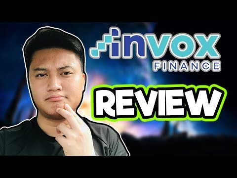 Invox Finance ICO Review - Blockchain Based Peer to Peer Invoice Lending Platform