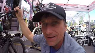 2019 Updates from Gates Belt Drive, Pinion Gearbox, and Rohloff E-14 at Interbike