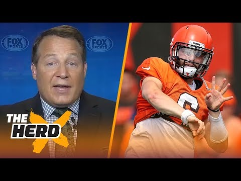 Eric Mangini on the Browns potentially having Baker 3rd string, Patriots preseason  NFL  THE HERD