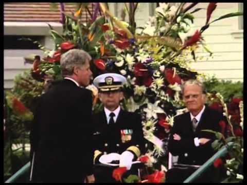 Funeral Service for President Richard Nixon