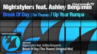 Nightstylers feat. Ashley Benjamin - Break Of Day (The Theme) (Original Mix)