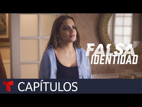 Falsa Identidad   Capítulo 20   Telemundo Novelas