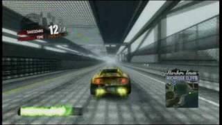Burnout Paradise: Gameplay (Xbox 360)