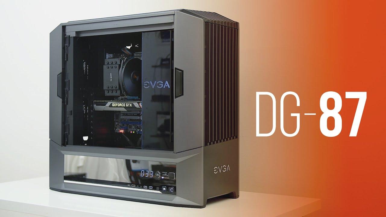 Resultado de imagen para fotos EVGA DG-87 Full Tower