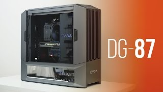 EVGA DG-87 Review | Jumbo Case of your Dreams?