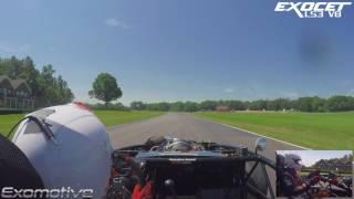 V8 Exomotive Exocet Fast Lap at VIR