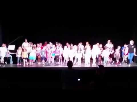 Poca Elementary School Visits ARTS - 2014 - Original
