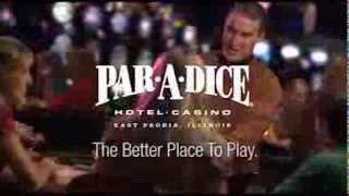 Par-A-Dice Hotel Casino - East Peoria, Illinois