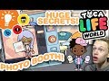 Toca Life World - HUGE SECRETS AND SPOILERS!!! - New Areas + More Shop Info - New App By Toca Boca