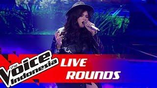 Keisha - Come Back Home (2NE1)   Live Rounds   The Voice Indonesia GTV 2018