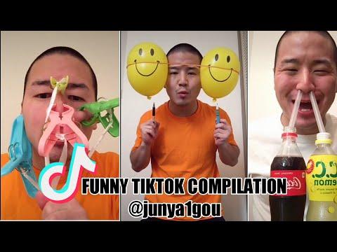 JUNYA1GOU TIKTOK FUNNY COMPILATION || TIKTOK UPDATES