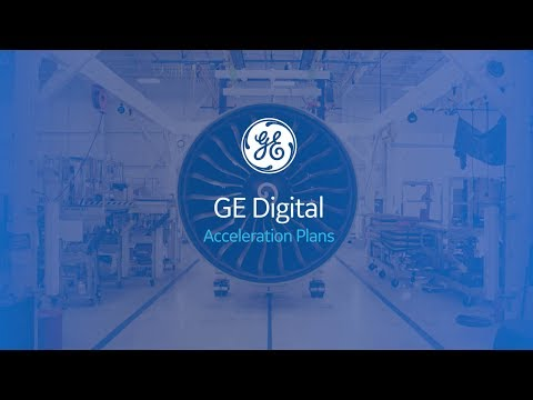 Acceleration Plans from GE Digital