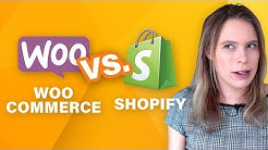 Shopify vs. Woocommerce - Best Ecommerce Platform in 2018? (+ Oberlo vs. AliDropship!)